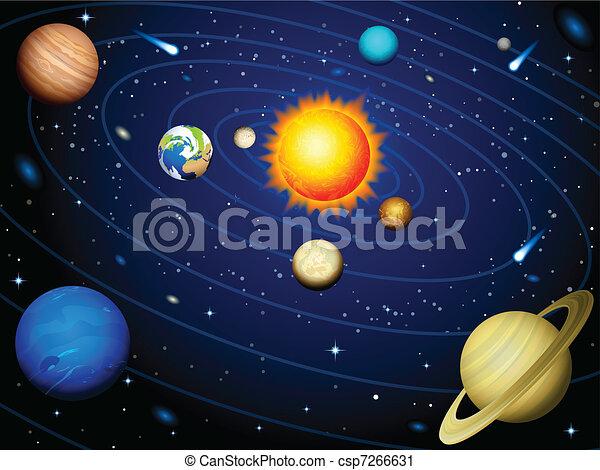 sistema, solare - csp7266631