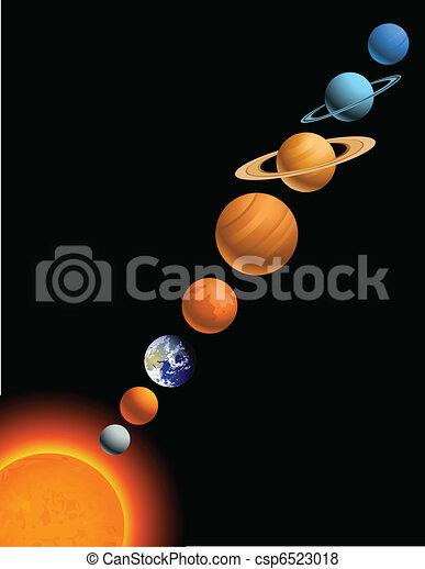sistema, solare - csp6523018