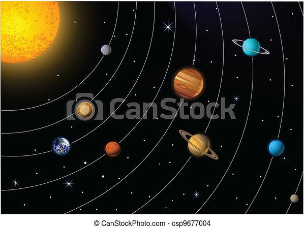 sistema, solare - csp9677004