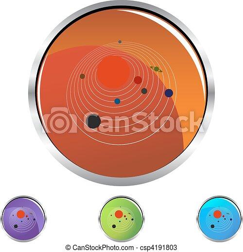 sistema, solare - csp4191803