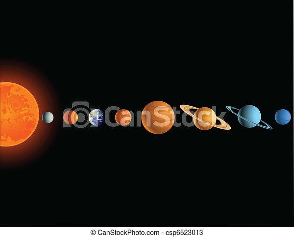 sistema, solare - csp6523013