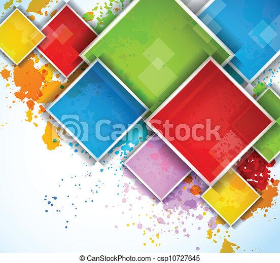 squadre, colorito - csp10727645