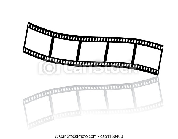 striscia, film - csp4150460