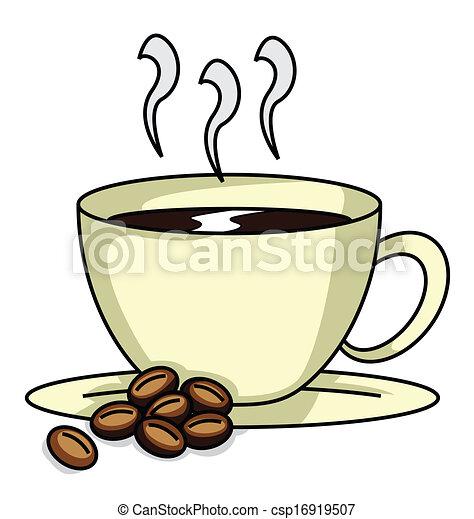tazza caffè - csp16919507