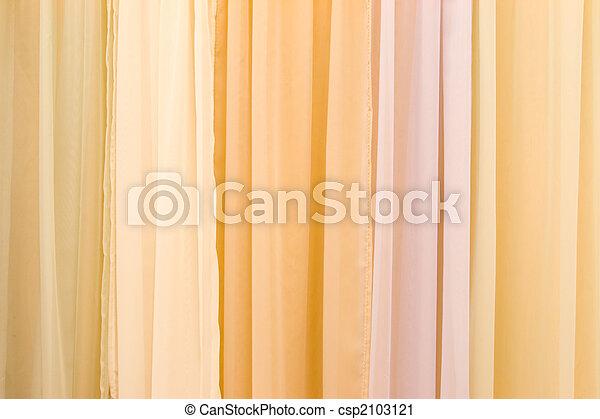 tenda, multicolor, palcoscenico - csp2103121