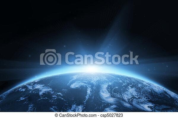 terra pianeta - csp5027823