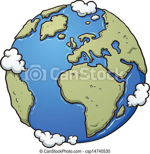 terra pianeta - csp14745530