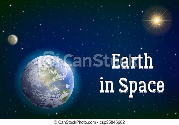 terra, sole, luna - csp35846662