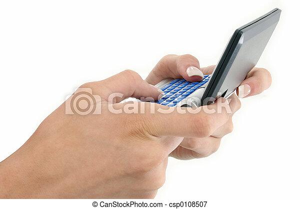 testo, messaggero - csp0108507