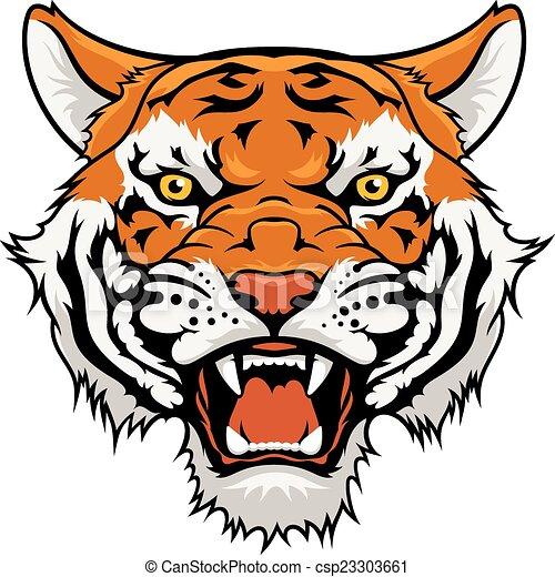 tiger - csp23303661