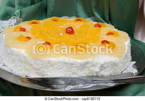torta, saporito - csp6195715