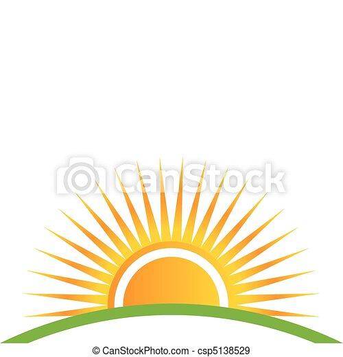 tramonto, orizzonte - csp5138529
