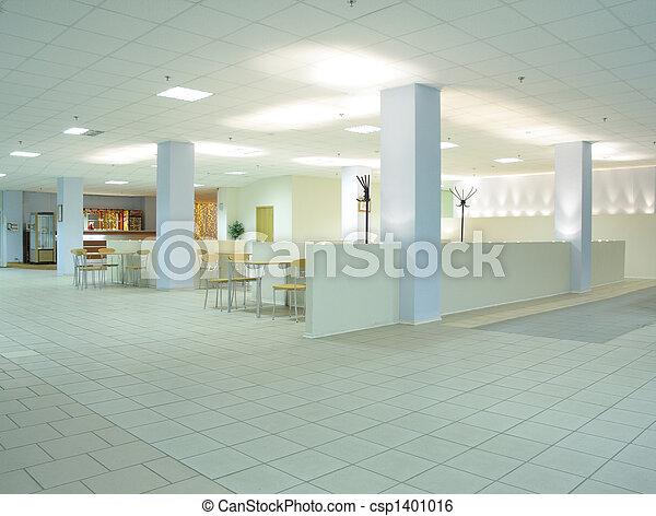 ufficio, caffè, luce - csp1401016