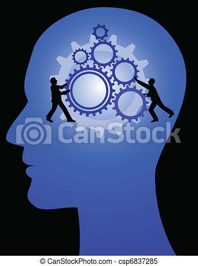 uomo idea - csp6837285
