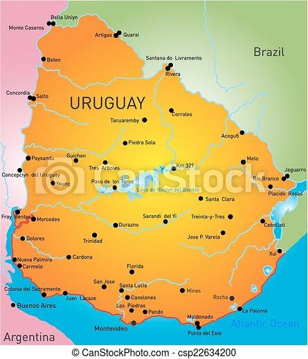 uruguay - csp22634200