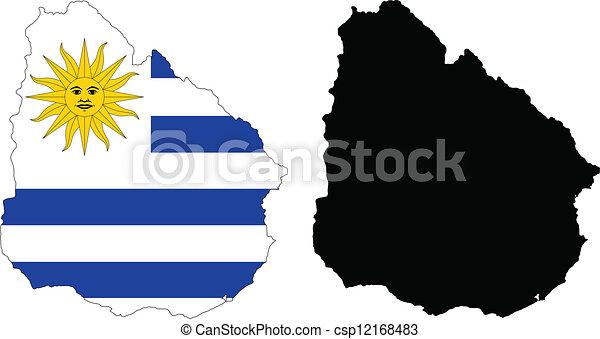 uruguay - csp12168483