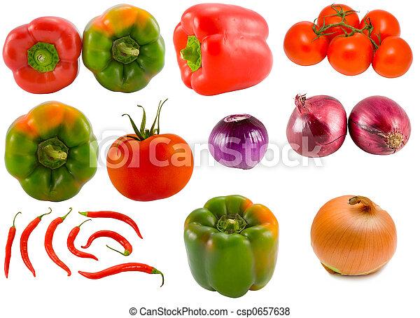 verdura, collezione - csp0657638