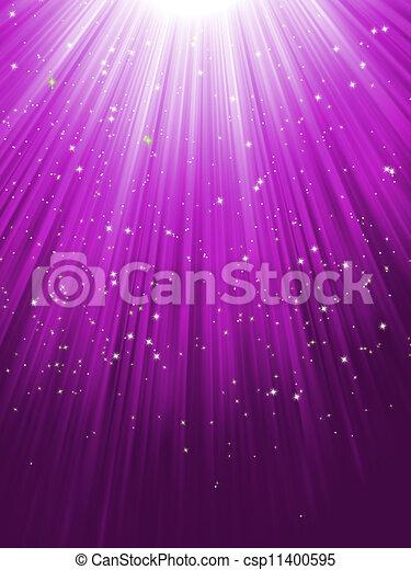 viola, eps, fondo., stelle, 8, strisce - csp11400595