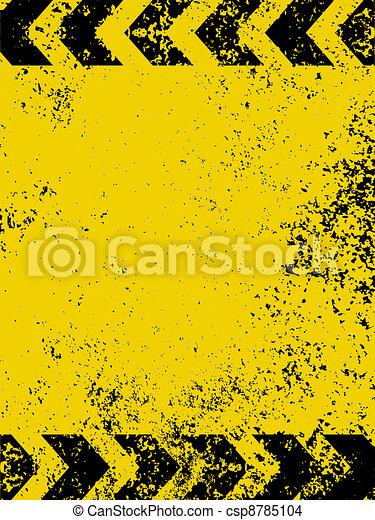zebrato, portato, eps, azzardo, grungy, 8, texture. - csp8785104